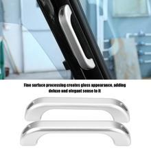 Trim Car-Accessories Door-Handle-Cover Defender 110 Grab Interior Chrome New for 2pc