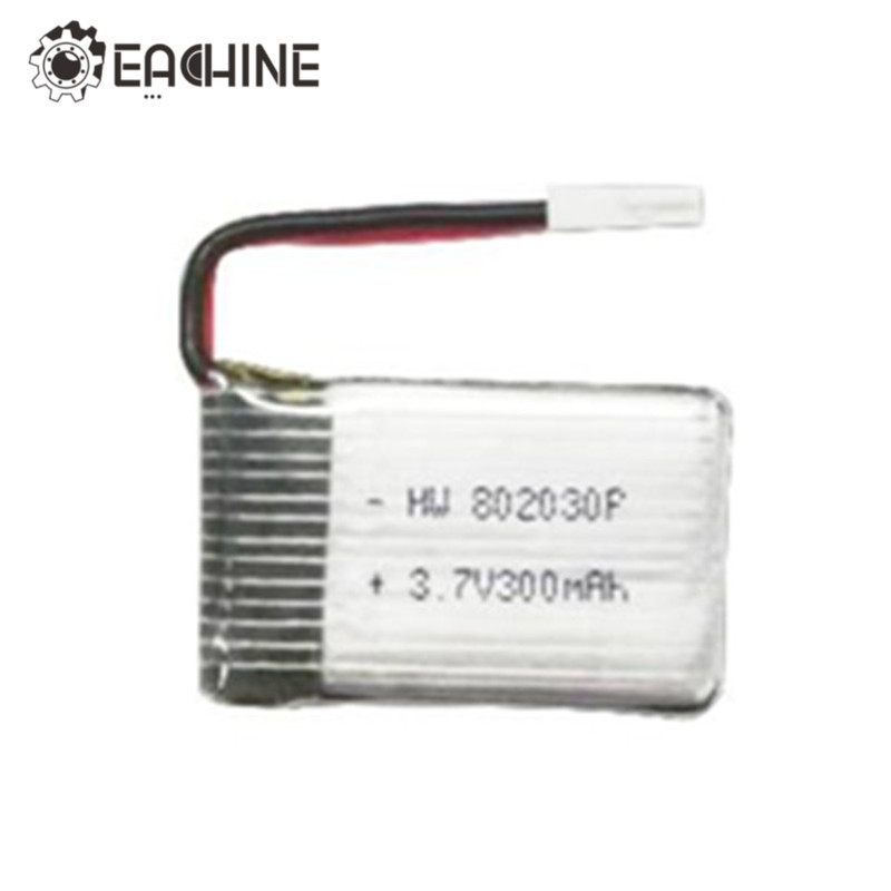 New Eachine E55 RC Models Quadcopter Spare Parts 3.7V 300mAh Battery For RC Quadcopter Toys new arrival eachine e30w spare parts camera for rc toys models quadcopter accessories