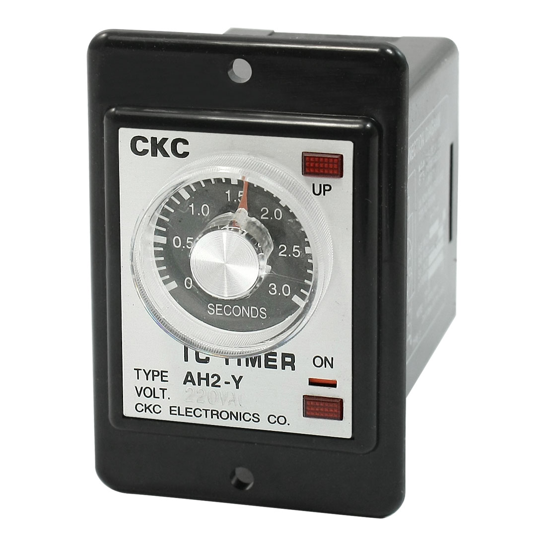 Ah2-Y Power On Ac 220V 0-3S Seconds Dpdt Delay Time Relay Timer
