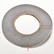 2mm 50M Double-sided Adhesive Sticker Glue Tape Phone Screen LCD Repairing stickers(China)