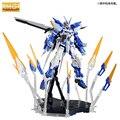 Anime Bandai MG 1/100 Mobile Suit MG Gundam Astray quadro azul Dragoon formação base modelo brinquedo do menino figura de ação robô de juguetes