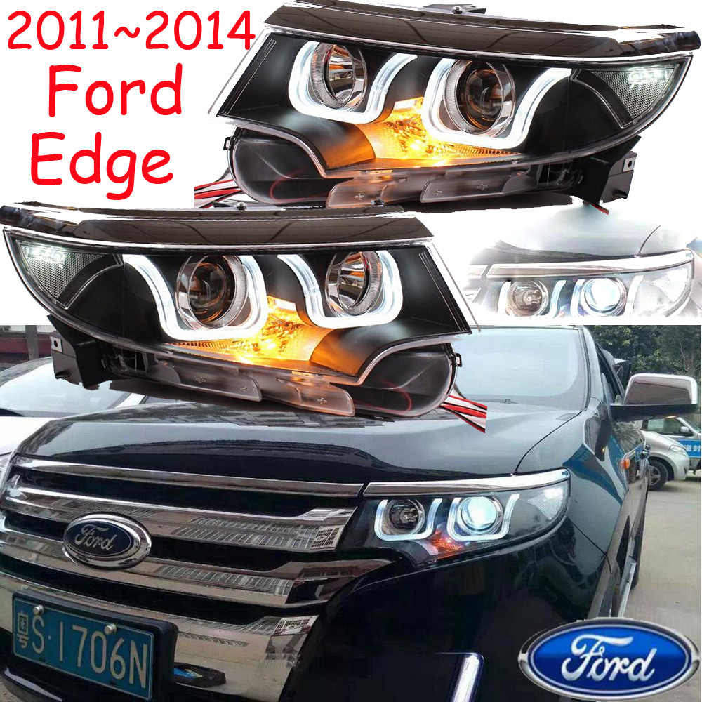 Hid, 2011 ~ 2014, Auto Styling Voor Edge Koplamp, Escape, Transit, Explorer, Topaz, taurus, Tempo, Spectron, Falcon, Edge Head Lamp