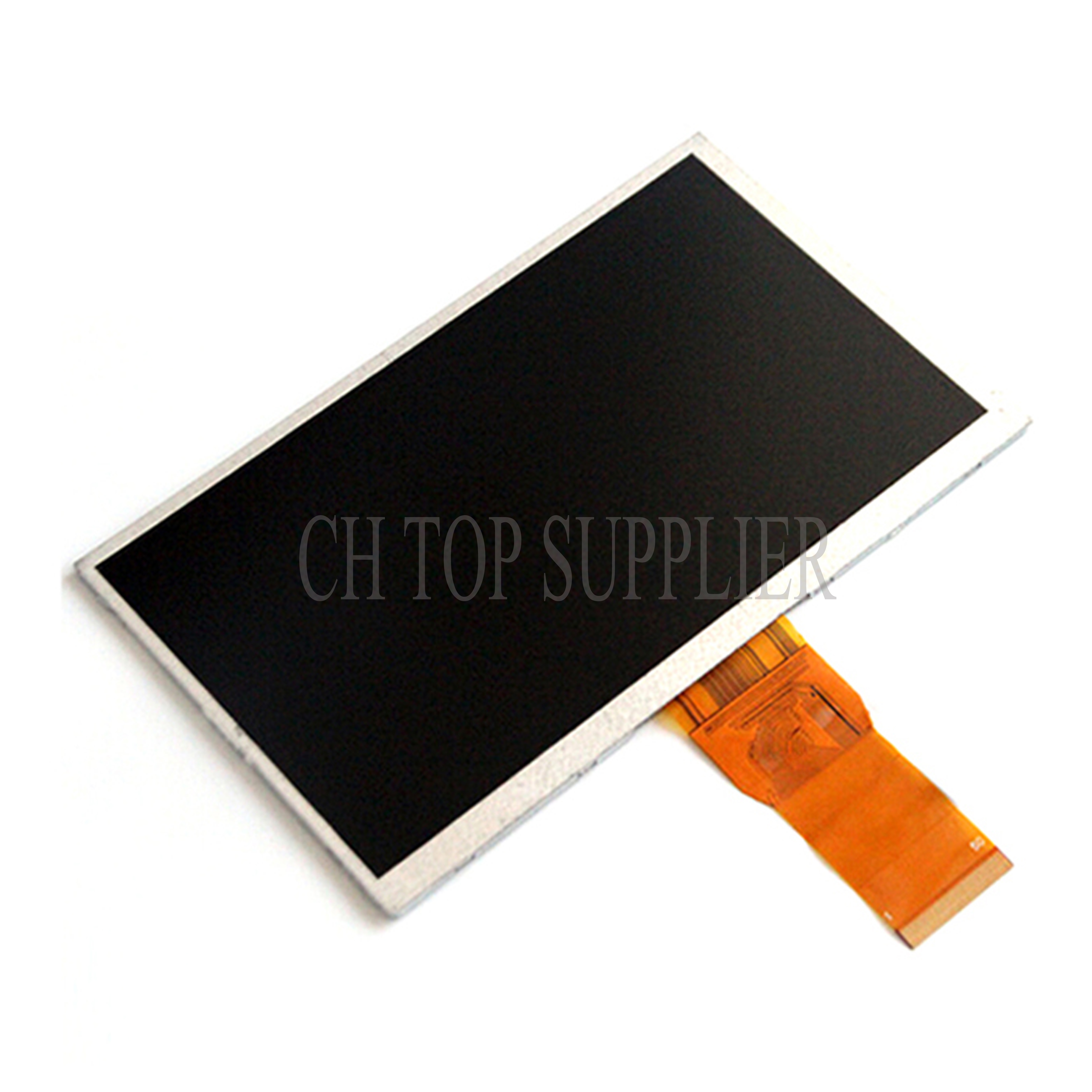 7inch 50pin LCD E203460 7300100070 for Ampe A76 A77, Sanei N77 ,Newmay M1 Tablet PC MID 800*600 new original 7 inch tablet lcd screen 7300100070 e203460 for soulycin s8 elite edition ployer p702 aigo m788 tablets lcd