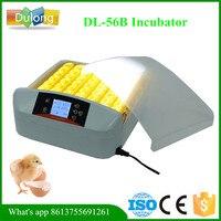 Brand New Automatic 56 Eggs Incubator Hatchery Auto Hatchers Machine With Working Indicator Light
