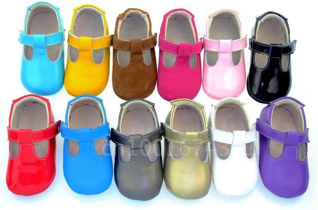 Atacado 100 pares/lote Nova Geométrica Moda Vaca Mocassins De Couro Do Bebê Sapatos de Sola Macia Do Bebê Da Menina do Menino Do Bebê Recém-nascido Infantil