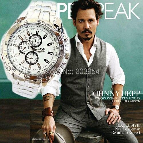 Business-Watch Watches Mens Quartz Fashion Women New-Brand 1pcs/Lot Masculinos Analog
