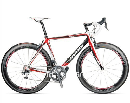 2010 JAMIS XENITH SL DI2 ROAD BIKE