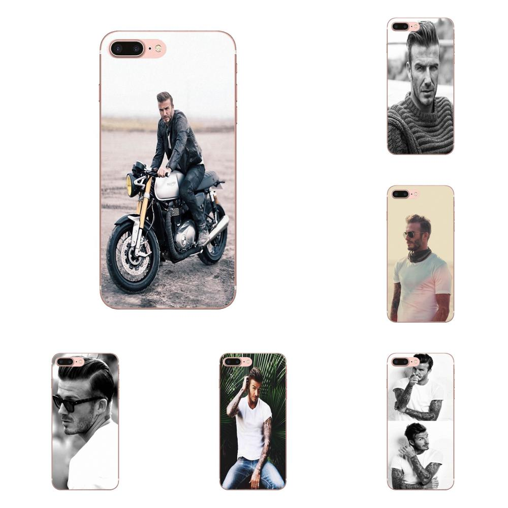 Joke Eleven Paris Smith David Beckham Soft Phone Case For Galaxy J1 J2 J3 J330 J4 J5 J6 J7 J730 J8 2015 2016 2017 2018 mini Pro image