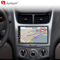 Junsun 2 Din Car DVD Radio Multimedia Play Andriod 7 1 8 Core For Nissan Kia