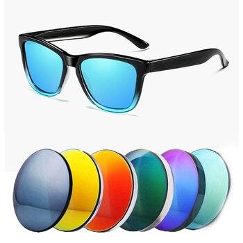 1.56 Index Prescription Sunglasses Men Women Customized Square Sports Goggles Mujer Eyewear Sports Sun glasses Myopia Lens
