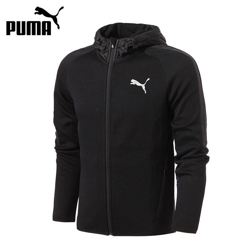 Original New Arrival 2017 PUMA Evostripe Shield FZ Hoody Men's jacket Hooded Sportswear толстовки puma толстовка evostripe fz hoody