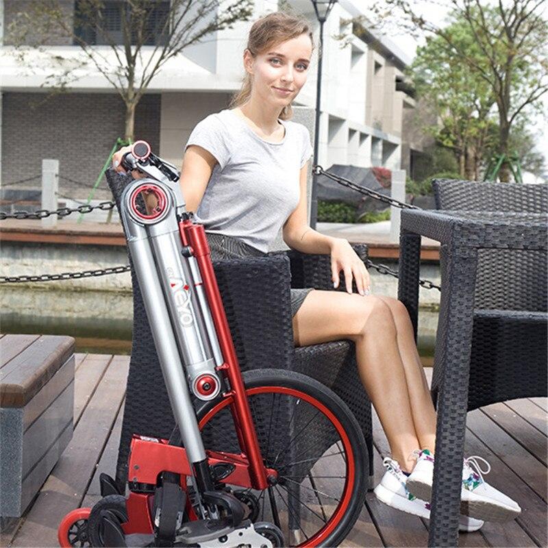 Uusi merkki Toisen sukupolven 3-pyöräinen luistelupyörä - Pyöräily - Valokuva 6