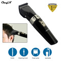Kairui Brand Washable Professional Rechargeable Electric Haircut Machine Hair Cutter Trimmer Clipper Styling Tools Black -S5050