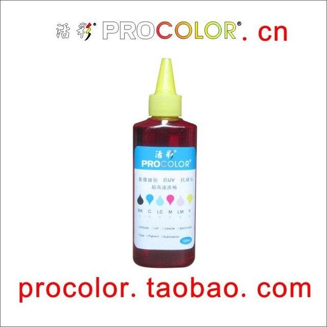 PROCOLOR  CISS Dye ink Refill dye ink suit for HP564 HP564XL HP Photosmart Plus C6350 C6340 C6380 B8550 D5445 D5460 Printer