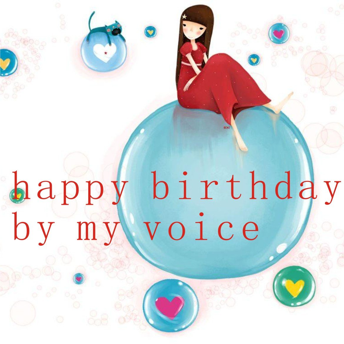 Aliexpress Buy customized birthday greeting card with voice – Voice Birthday Cards