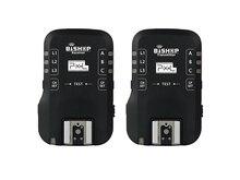 Pixel Bishop Wireless Grouping Flash Trigger (transmitter + receiver )hot shoe flashgun/shutter remote control for Nikon DSLR