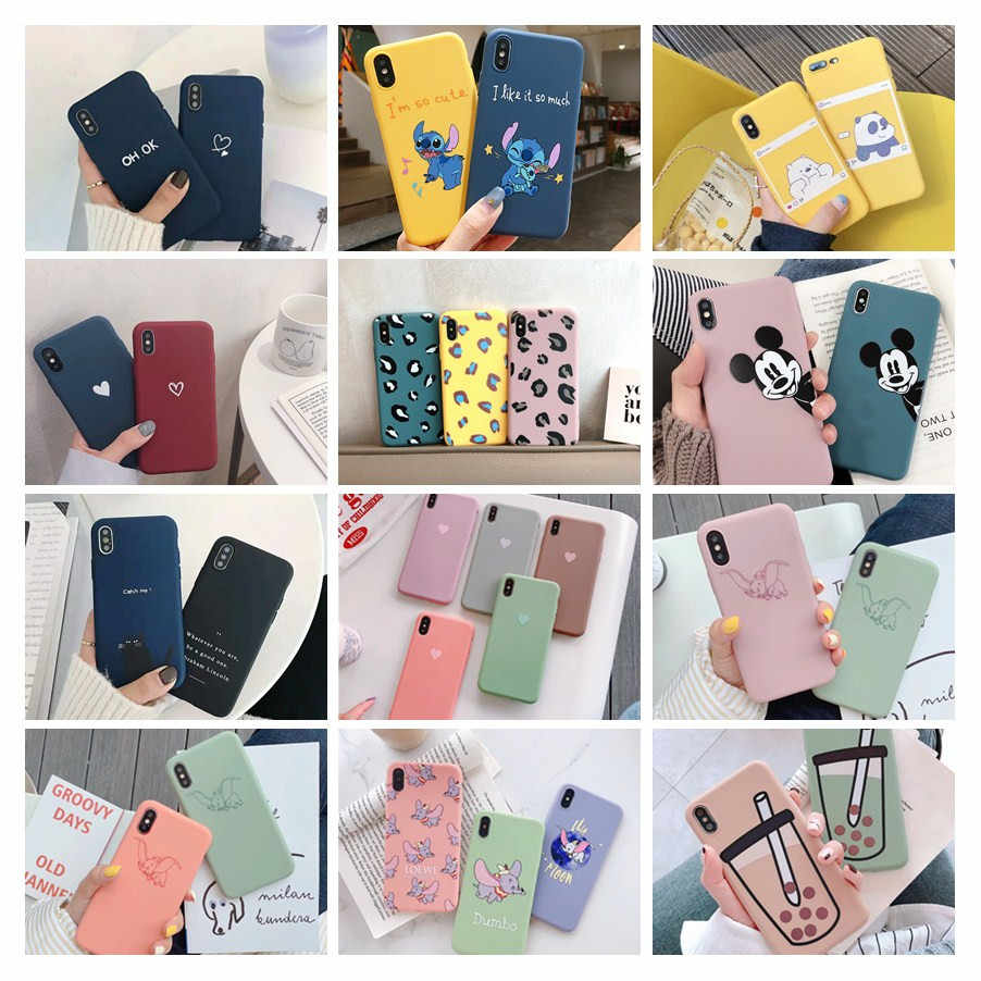 Summer Plants Leaves green Phone Cases For iphone 11 Pro X XS Max XR 7 7 Plus 6 6S 5 5S  8 8 Plus Cool Soft Back Cover Shell 6 S