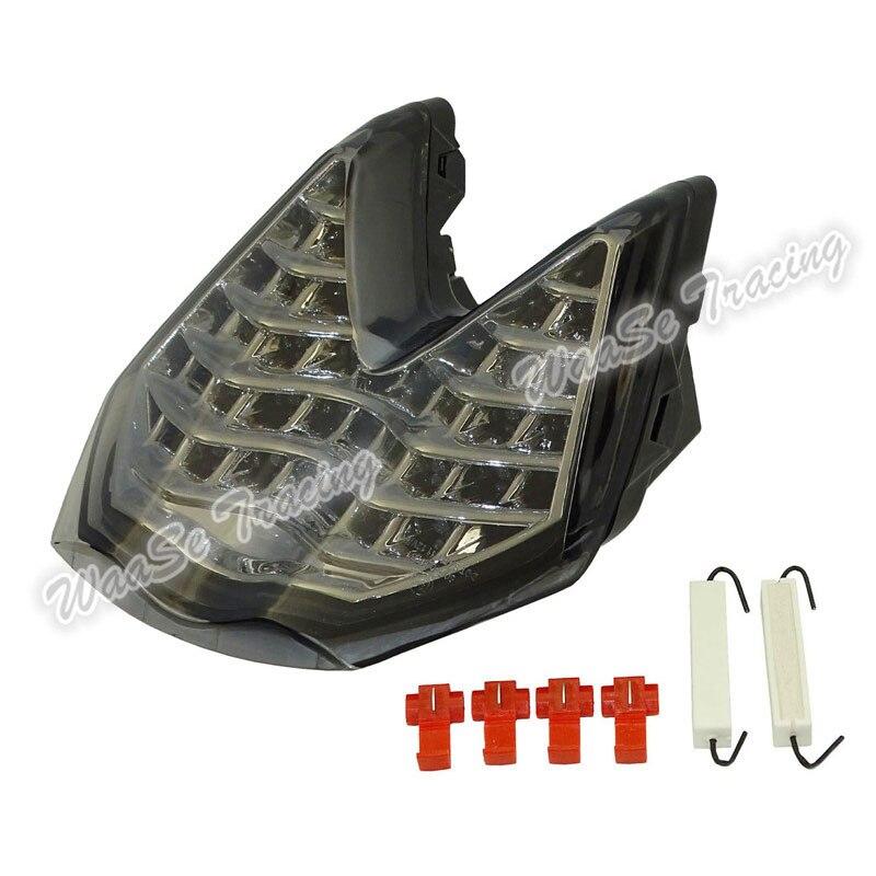 waase For KTM 990 Duke R 2007 2008 2009 2010 2011 2012 Rear Tail Light Brake