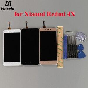 Image 2 - Für Xiaomi Redmi 4X LCD Display Mit Touchscreen + Rahmen Digitizer Assembly Bildschirm Ersatz Für Xiaomi Redmi 4X Pro