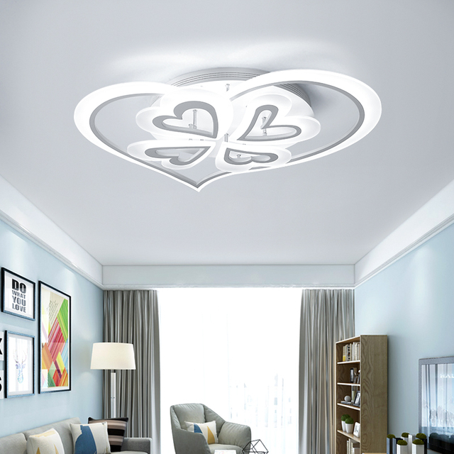 Aliexpress Buy luminaire plafonnier chambre Modern LED Ceiling