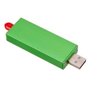 Image 4 - RTL SDR טלוויזיה סורק מקלט USB2.0 מקלט טלוויזיה מקל AM FM NFM DSB LSB SW רדיו מוגדר תוכנה SDR 0.5 PPM TCXO RTL2832U R820T2