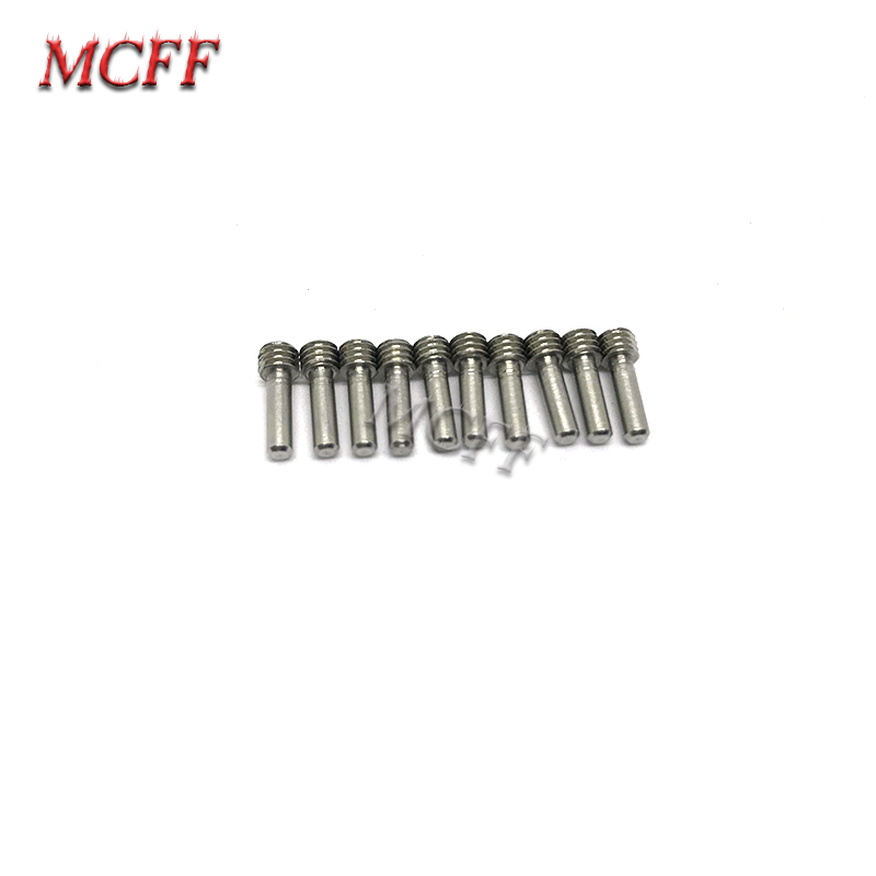 M3 M4 2.5mm*11.5mm Transmission Shaft Joint Axial Machine Screw Drive Shaft Joint for RC Car Boats Model Fasteners Accessories-in Parts & Accessories from Toys & Hobbies