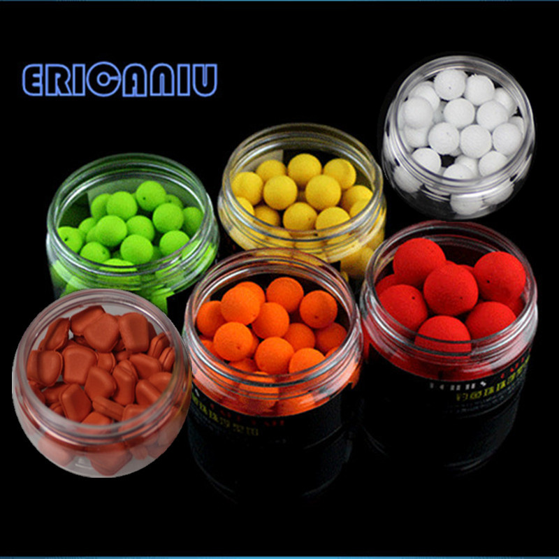 7 Kinds Shapes Boilies Carp Bait Floating Smell Lure Corn Flavor Artificial Baits Carp Fishing Accessories Fish Pops Up Baits 1 pack clean dry maggots for fishing high protein nutritious fish bait food winter carp fishing baits