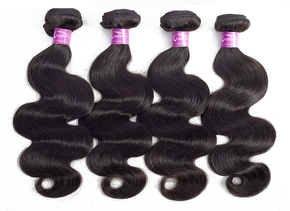 body wave human hair bundles  (2)