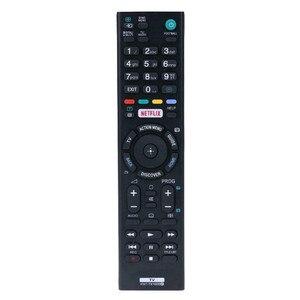 Image 2 - Uzaktan kumanda Sony RMT TX100D NETFLIX Bravia TV RMTTX100D KD 43X8301C RMT TX101J RMT TX102U RMT TX102D Fernbedienung