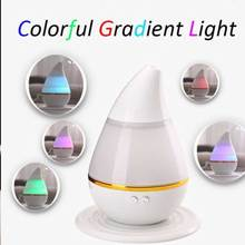 MINI Ultrasonic Car Humidifier Aromatherapy Essential Oil Air Humidifiers Diffuser Charger with Protective