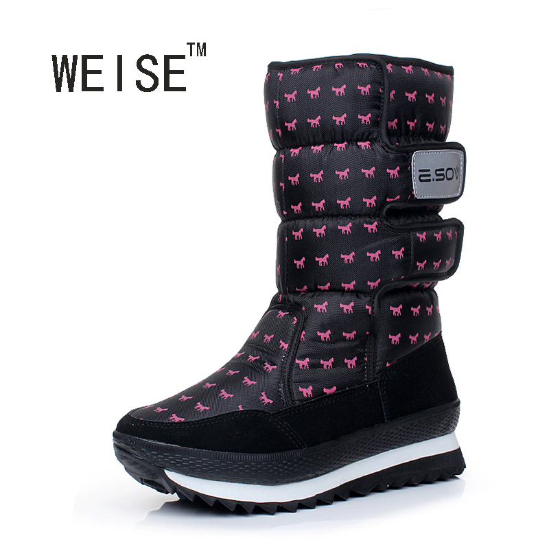 Cool Fashion 2016 Women Martin Boots Waterproof Rubber Women Rain Boots Casual Ladies Boots Shoes-in ...