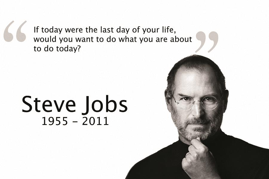 Steve Jobs office Motivational Quotes art wall frame posters and print silk fabric cloth print for home Decor image