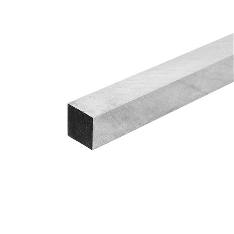 5mm x 20mm x 200mm Silver Tone High Speed Steel Milling Lathe HSS Tool Bit