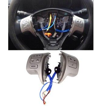 Steering Pad Multifunctionele Audio Switch 8425002200 Controle Knop Voor Toyota corolla ZRE15 2007-2016 OEM 84250-02200