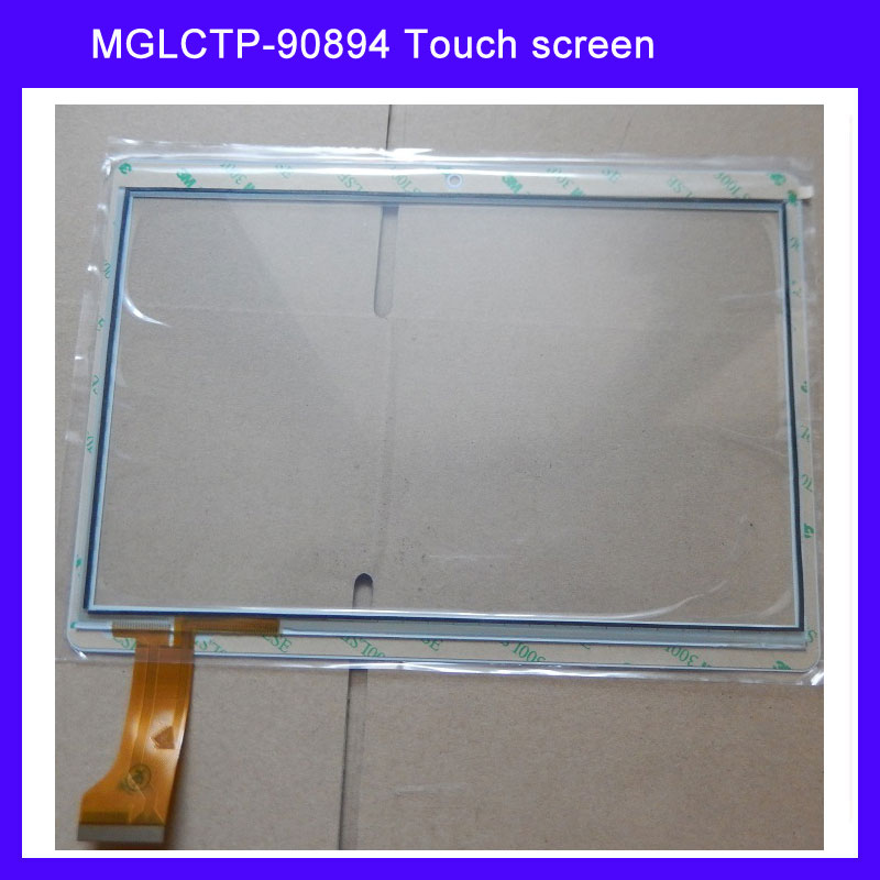 Replacement 9.6 inch MTK8752 MTK6592 Tablet Touch Screen Panel Glass Digitizer FPC number MGLCTP-90894 white screen