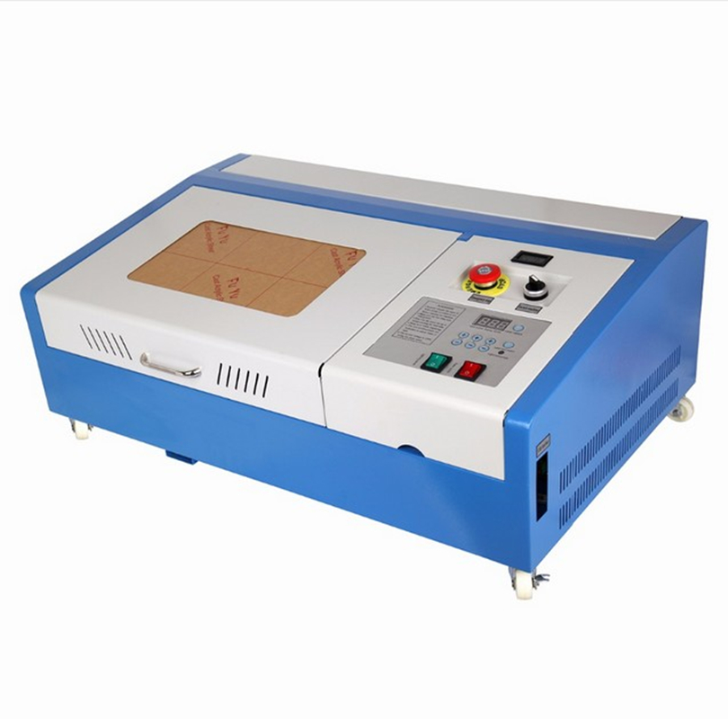 CO2 Drucker 40W USB DIY Laser Engraver Cutter Gravur Schneiden Laser Maschine