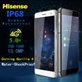 Waterproof CellPhone 4G lte IP67 Octa core thin Hisense C20 3GB RAM 32G smartphone 5inch 13MP shockproof android mobile phone 6S
