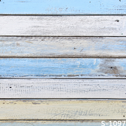 10x10ft Light Grey Gray Blue Wood Pallet Wooden Planks