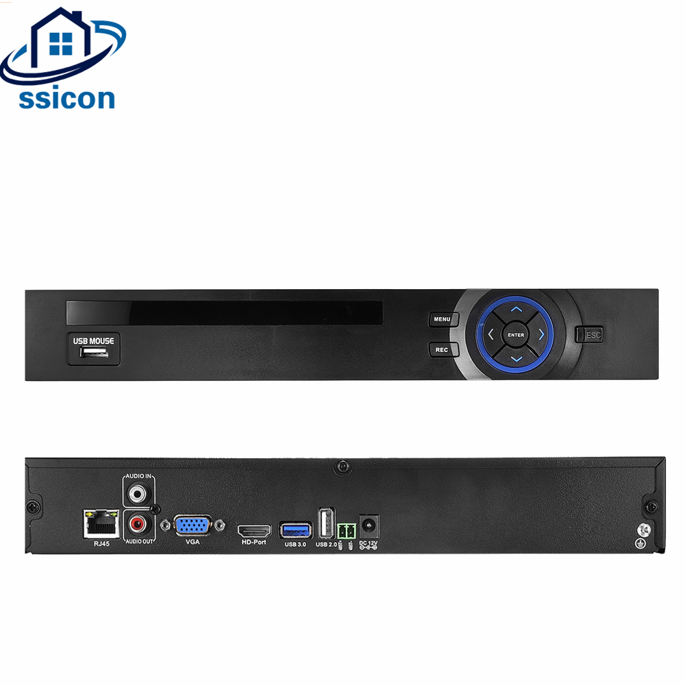 SSICON Full HD 32CH NVR 2MP Network Video Recorder 32Channel Motion Detect CCTV NVR For IP Camera Support Wifi 3G RTSP ssicon h 264 full hd 32ch 1080p cctv nvr 32channel security network recorder p2p onvif xmeye app support wifi 3g rtsp