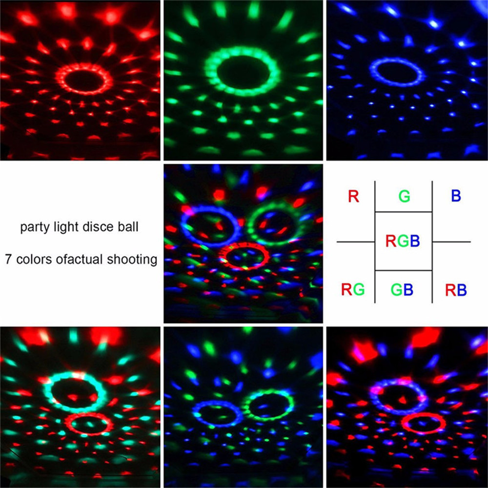 led stage light effect show 01