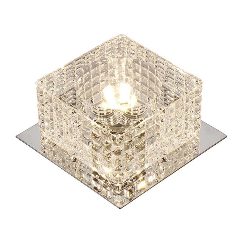 سفید / گرم سفید / مربع 5W رنگارنگ چراغ - روشنایی داخلی