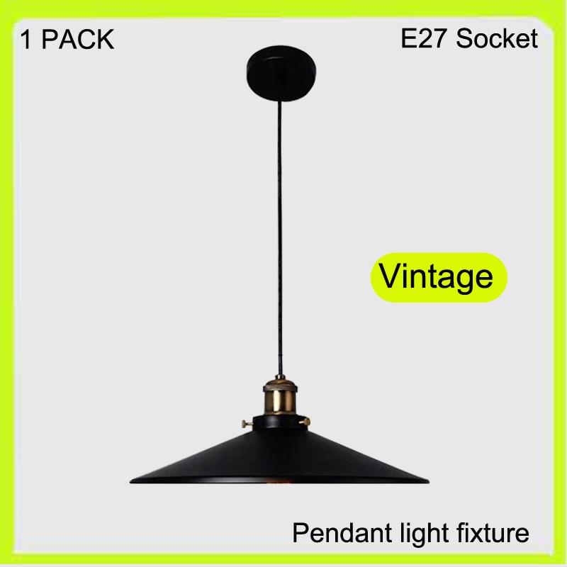 Manufacturer Vintage Pendant Light Fixture E27 Screw 110cm Wires Down Lights  Fitting 100% Copper NOT