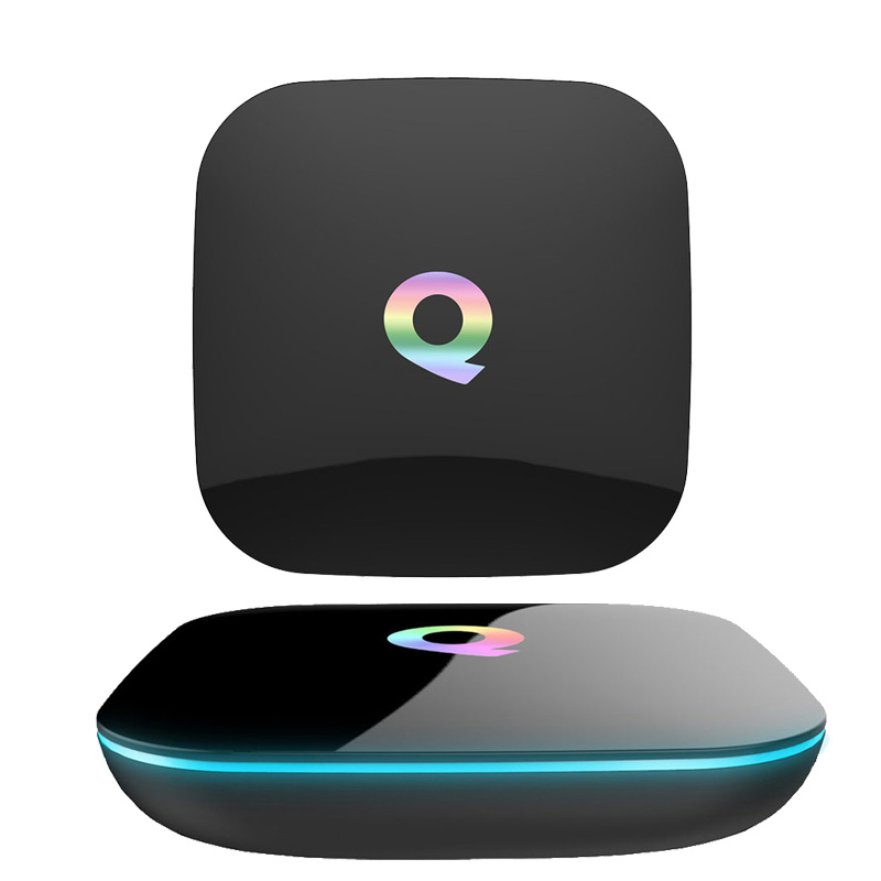 S905 Q Caja androide de la TV Set Top Box Amlogic 2 GB/16 GB Android 5.1 WIFI 4