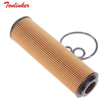 Oil Filter For Mercedes Benz S204 C200 C204 C180 W212 E200 E260 A207 C207 R172  SLK 200 2010 2015 Car Filter Accessories 1 Pcs