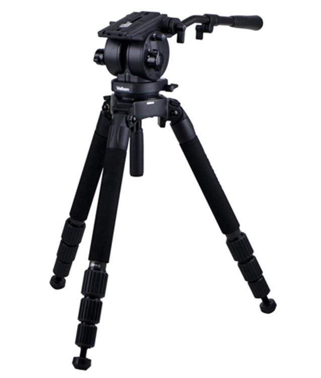 Velbon Super Carmagne8400SET camera - Camera en foto - Foto 2