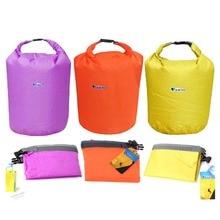 Waterproof Dry Bag 20/40/70L Dry Sack Outdoor Water Bag Camping Climbing Rafting Swimming Bag Kayak Storage Travel Kit недорого