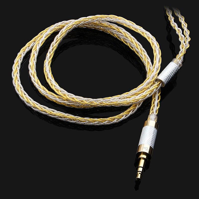 Bricolage SE846 dans l'oreille écouteurs 5BA Armature équilibrée 10 unités de pilote HIFI stéréo Sport suppression du bruit écouteurs casque avec câble-in Écouteurs et casques from Electronique    3
