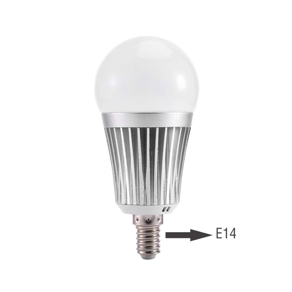 Smart Led Bulb Fcmila Smart Led Bulb Wifi Lights Multicolored E27 E26 E14 B22 Led Lamps Dimmable Daylight Home Lighting Compatible With Alexa