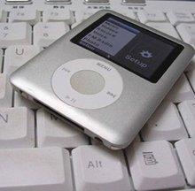 "New Slim 1.8""LCD 3th mp3 player Radio FM music Player 16GB memory"