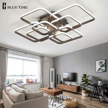 Luminarias Led luces de techo para comedor sala de estar dormitorio ...